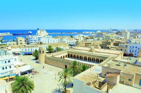 Отели  Тунис  Welcome Meridiana Djerba 4  Пегас Туристик
