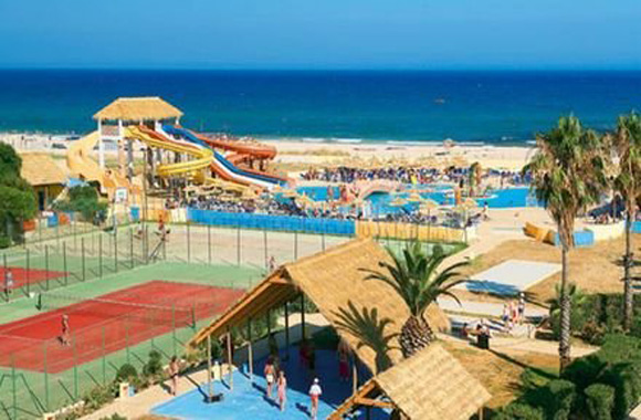 Caribbean World Hammamet Beach 3*