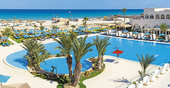 джерба тунис отели 5 звезд все включено