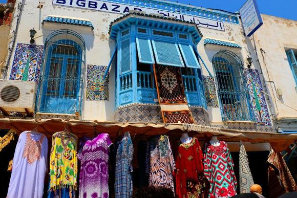 тунис хаммамет фото