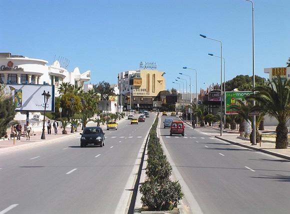 тунис сусс фото