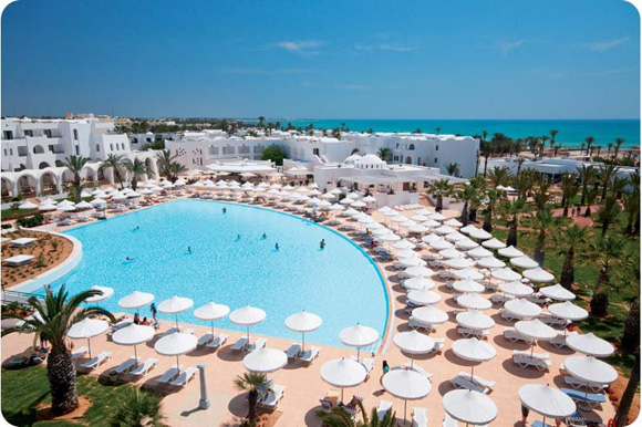 Hotel Club Palm Azur 4*